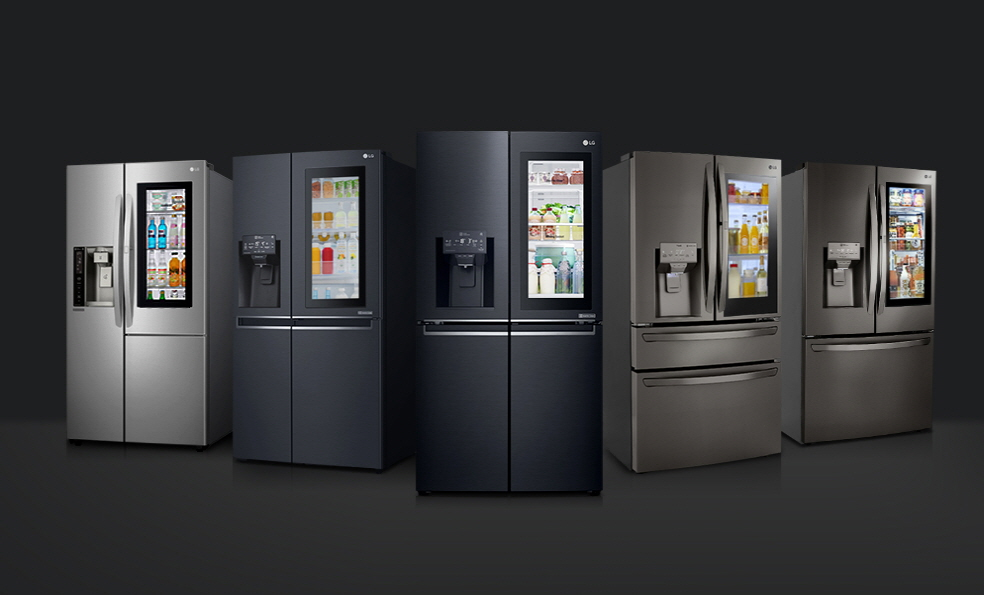 refrigeradores instaview