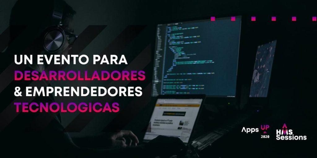 HMS Sessions para desarrolladores de Latinoamérica