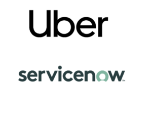 Uber y servicenow