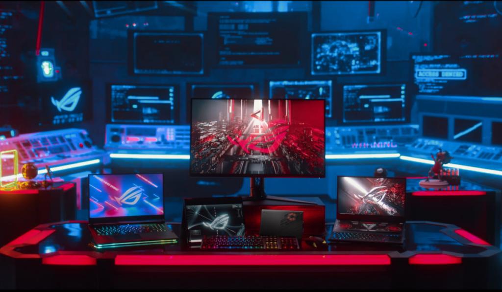 ASUS y Republic of Gamers presumen mayor participación de mercado a nivel global
