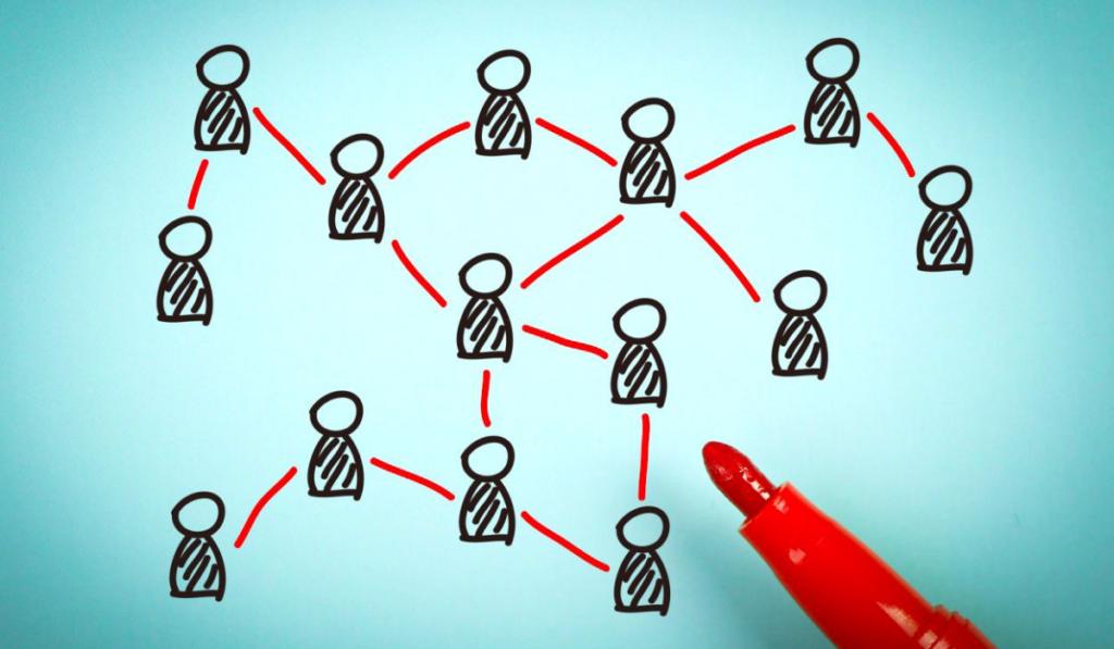 Redes de mercadeo: qué son y cómo funcionan
