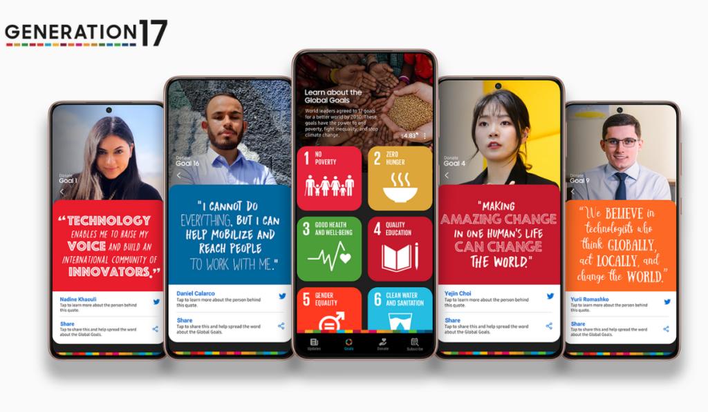 Samsung busca impulsar Programa de las Naciones Unidas (PNUD)