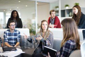 Mujeres en los negocios: panorama actual
