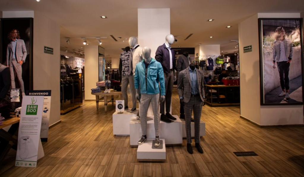Men´s Fashion cambia su imagen para conquistar el mercado internacional