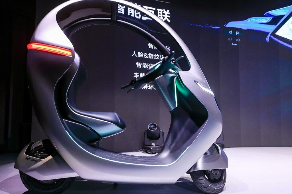 "Nueva E-Bike ""Qingju X"""