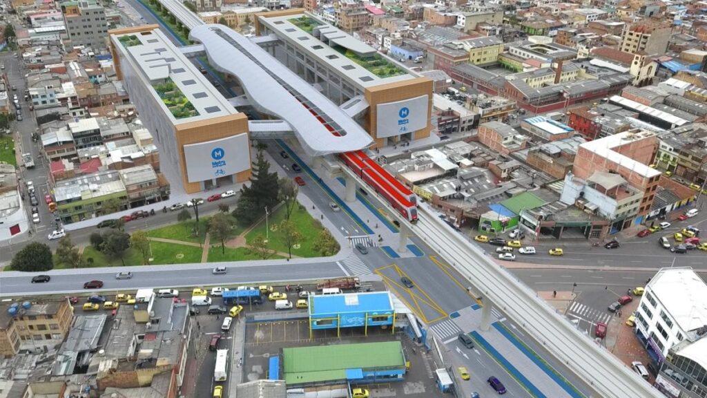 Segunda línea del Metro de Bogotá podría impulsar proyectos de construcción