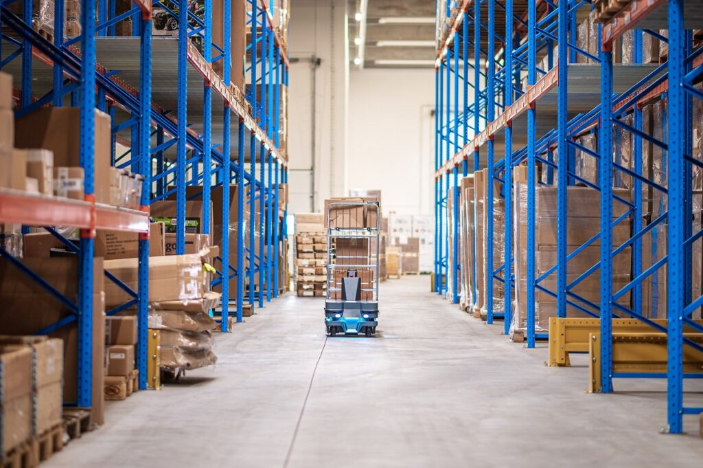 ¿Cómo automatizar un almacén?