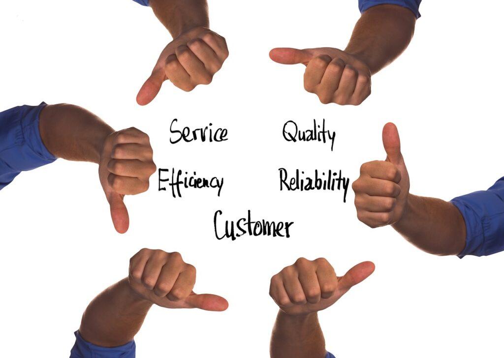Formas para aumentar la satisfacción del cliente 2021